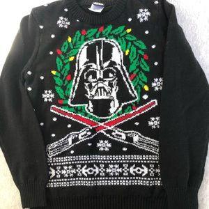 Star wars christmas sweater